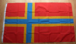Orkney Islands Large Flag - 5' x 3'.